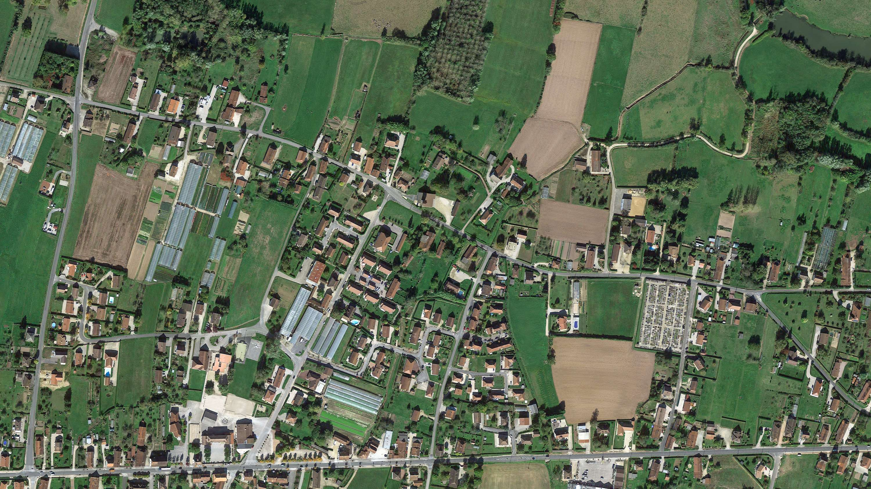 Exploitation Polyculture-Élevage Bresse Louhannaise