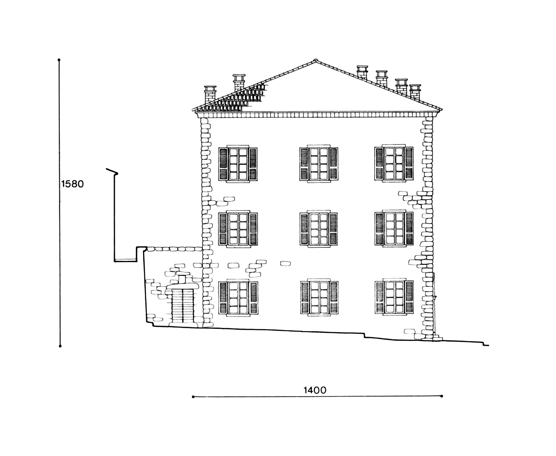 Habitation Cozzano
