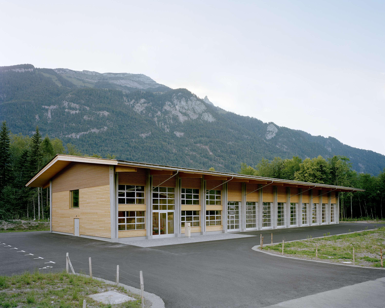 Forstwerkhof Alpnach