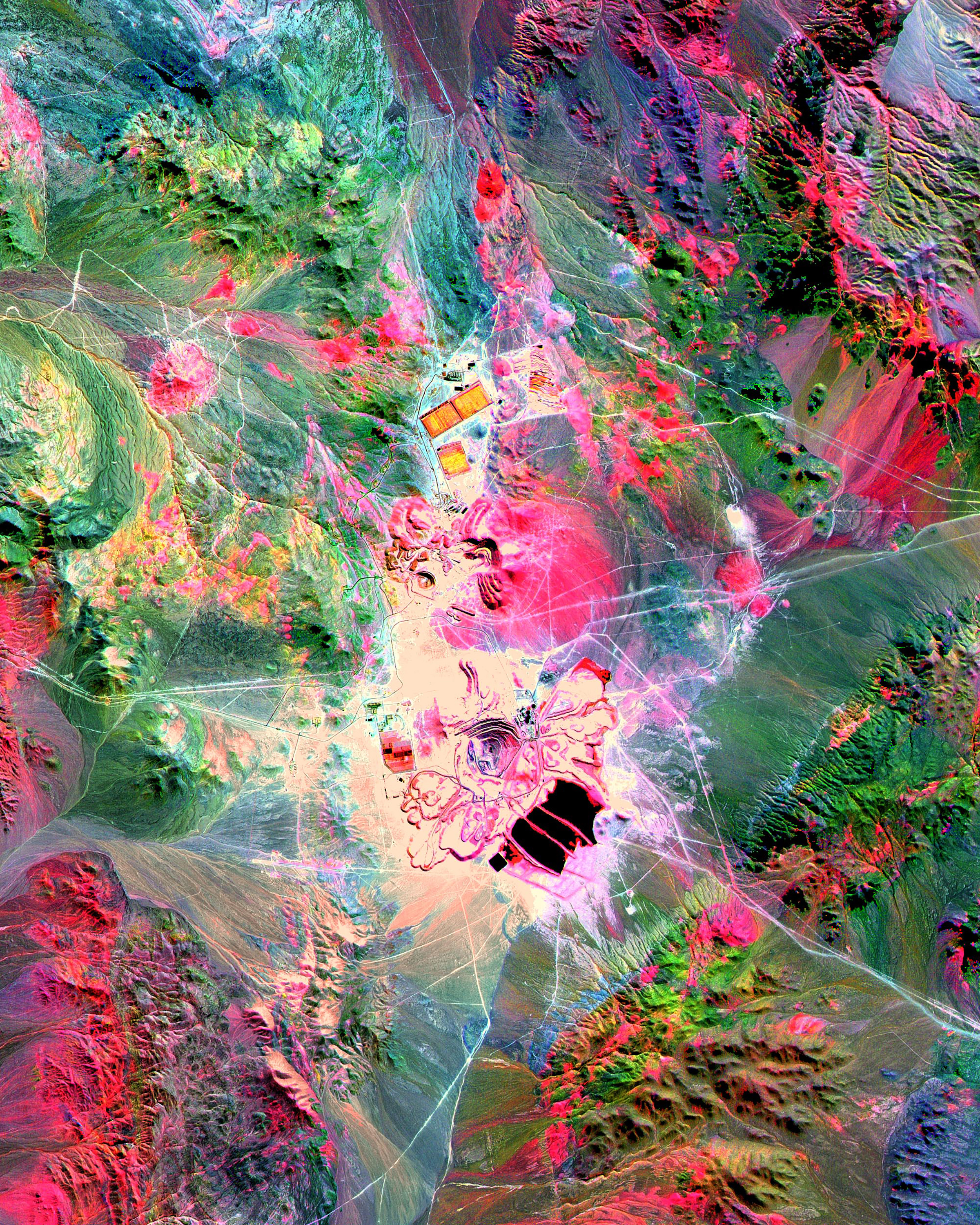 Mining Satellite Imagery