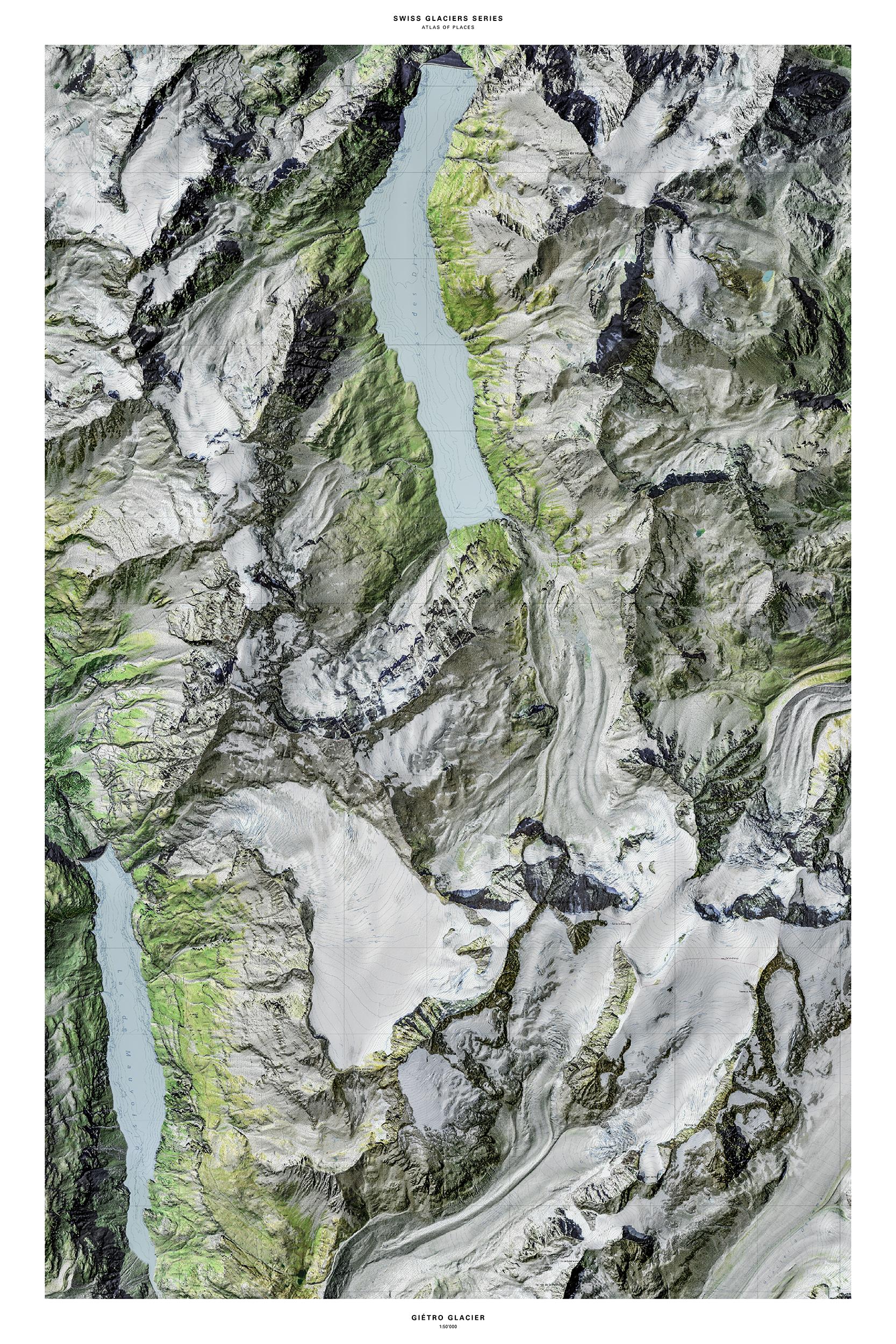 Swiss Glaciers I