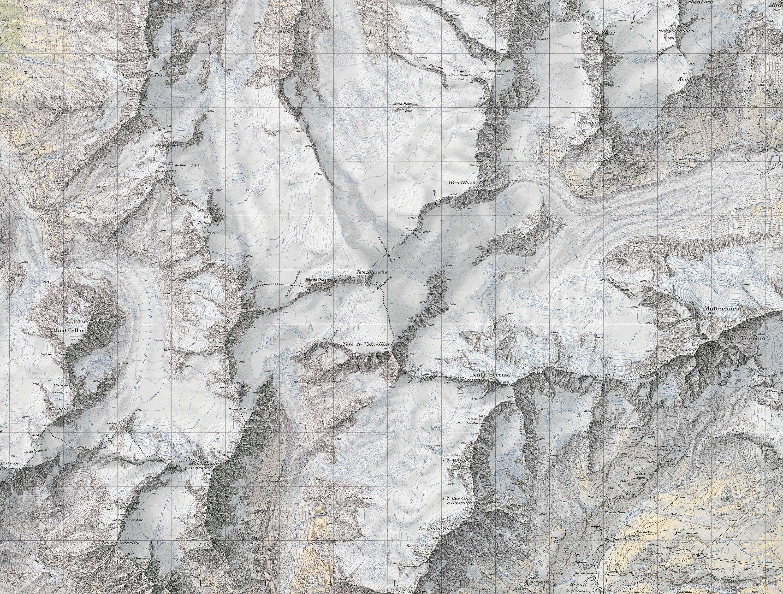 Blatt 1347 Matterhorn