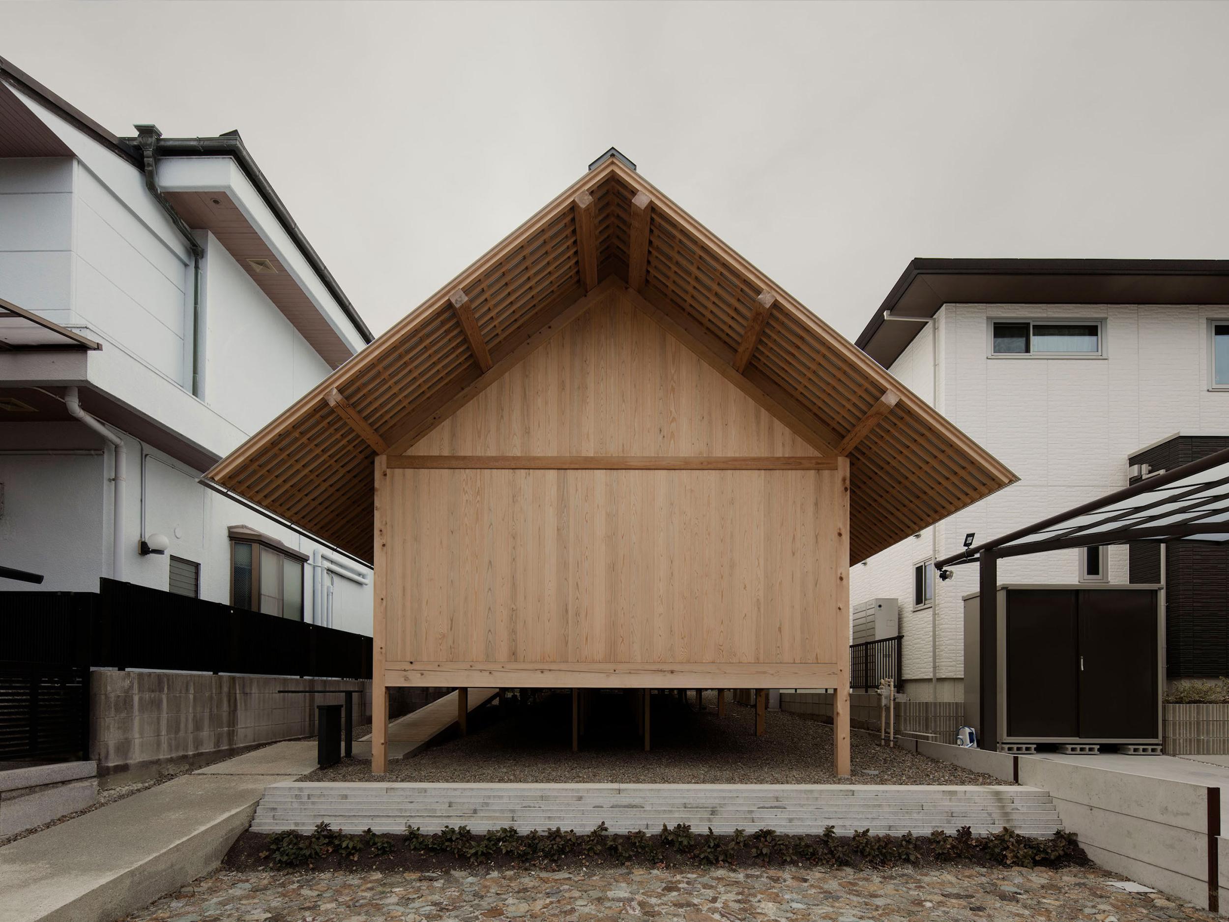 Yomogidai House