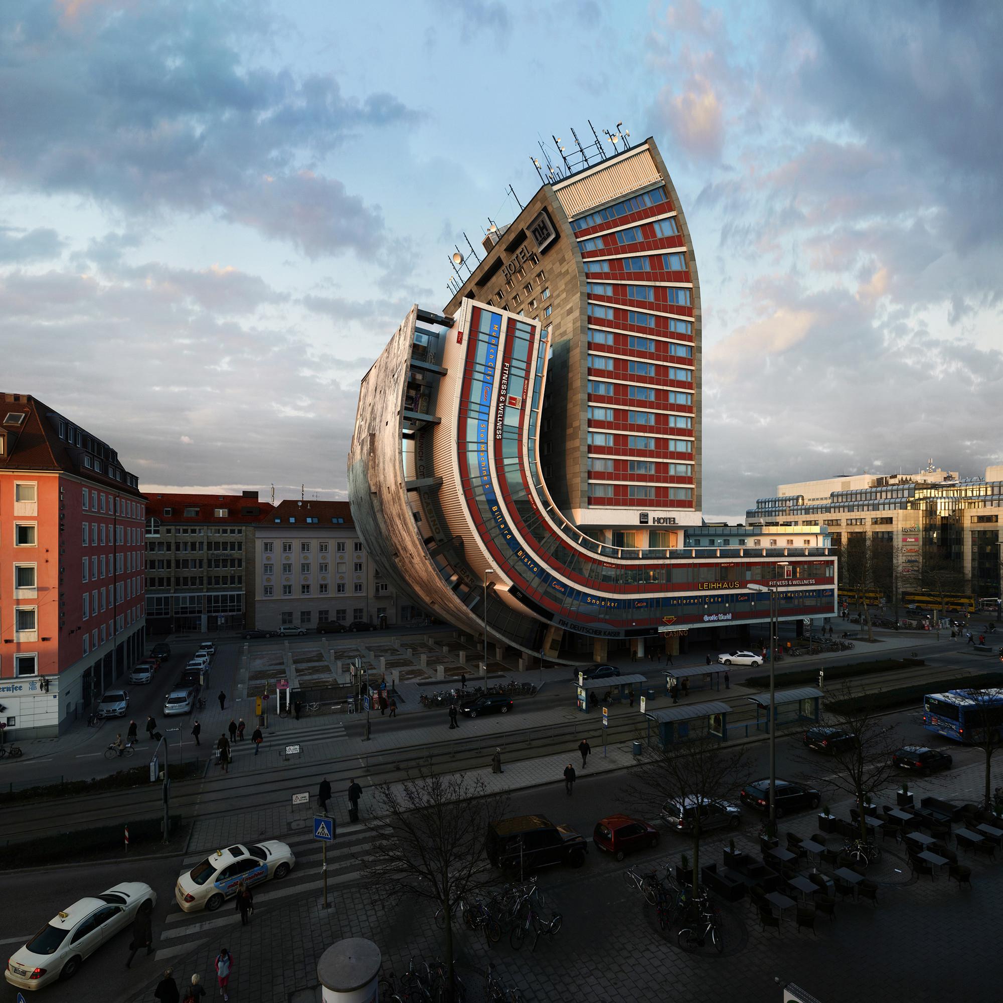 Shapeshifting Hotel